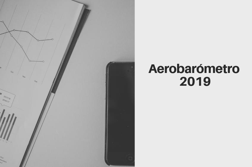 COPAC lanzará próximamente el Aerobarómetro 2019