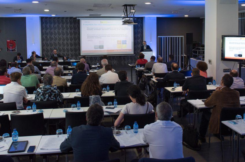 COPAC participa en el workshop de Enaire sobre meteorología adversa y actuaciones ATC