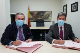 COPAC y la Sociedad Española de Medicina Aeroespacial suscriben un convenio de colaboración