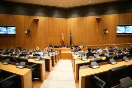 La vacunación de las tripulaciones aéreas se debatirá en el Congreso de los Diputados