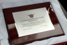 El COPAC nombra Colegiado de Honor a Carlos Salas a título póstumo